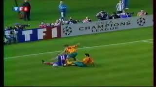 David Ginola Vs Bayern Monaco Champions League 1994 1995