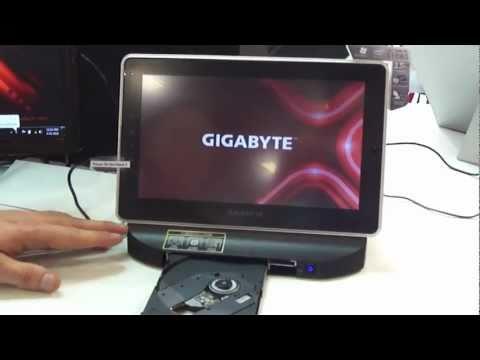 Docking Station per tablet GIGABYTE S1080