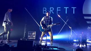"""Brett Young """"Sleep Without You"""""""