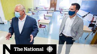 Ontario teachers trained on the COVID-19 classroom