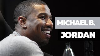 Michael B. Jordan On How 'Black Panther' Will Change Hollywood, Interracial Dating & 'Creed 2'