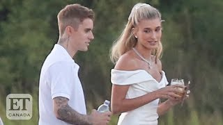 Justin & Hailey Bieber Get Married