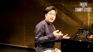 Sunwook Kim: interview au piano