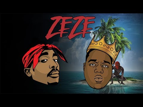 2Pac & Biggie – ZeZe (Remix) ft. Tyga