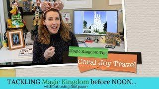 MAGIC KINGDOM Tips and Tricks!  Walt Disney World 2018