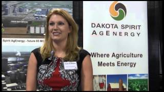 Dakota Spirit AgEnergy biorefinery groundbreaking