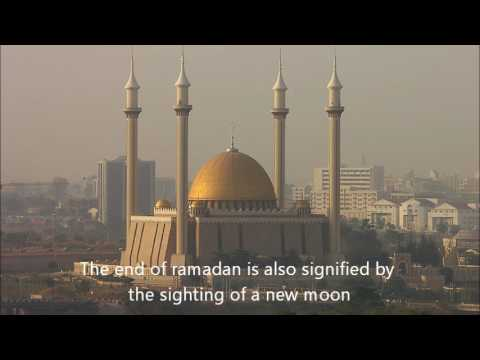 ramadan, Nigeria, London, Qasida burda