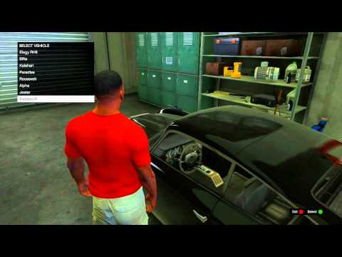 GTA 5 Glitches   Get The Albany Roosevelt DLC Car For Free In GTA 5 Online ! GTA 5 Glitches
