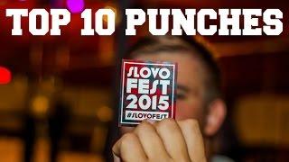 SLOVO | ТОП 10 ПАНЧЕЙ SLOVOFEST 2015