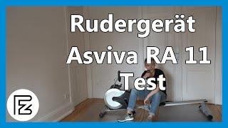 Rudergerät ASVIVA RA11 im TEST