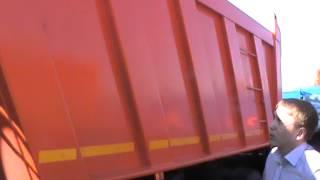 Видеообзор самосвала КАМАЗ 6520
