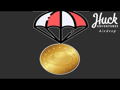 Ganhe $10 Dólares Grátis no Evento de Giveaway Huck Adventures !!! Muito Fácil .