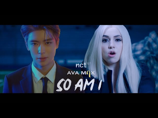 Ava Max - So Am I (feat. NCT 127) [FMV]