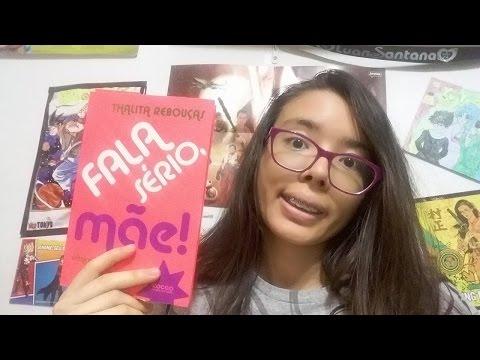 Recomendação de livro : FALA SÉRIO,  MÃE!  | Kemiroxtv