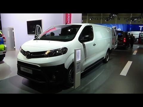 Toyota  Proace Фургон класса M - рекламное видео 3