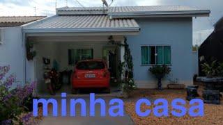 MINHA CASA - CONSTRUÍ COM R$ 50 MIL REAIS