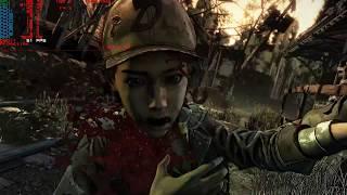 Test  The Walking Dead   The Final Season 2560X1440,GTX 970+I74770 Ultra Settings