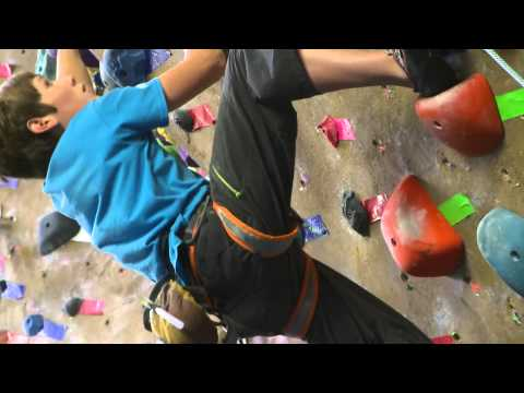 Support Our Mission to Positively Impact the Lives of Kids through Climbing