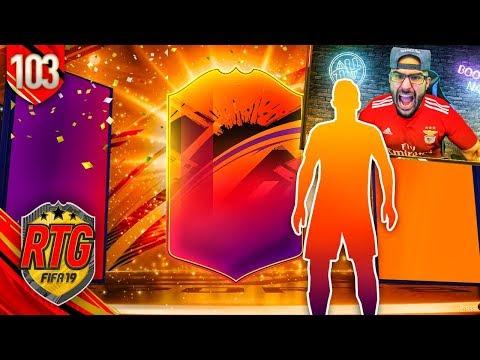 OMG I PACKED A HUGE EXTINCT HEADLINER!! - FIFA 19 Ultimate Team RTG #103