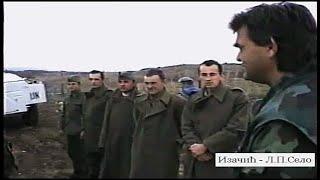 Razmjena Zarobljenika 5 Za 5 - Izačić 1995
