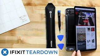 Apple iPad Air (2020) Teardown: Long Live TouchID
