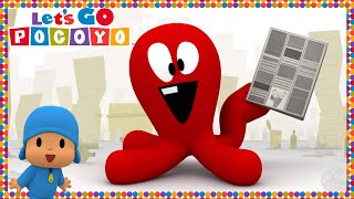 3x49 - Pocoyo Recycles