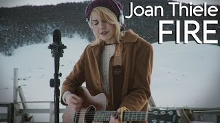 Joan Thiele - Fire - Acoustic cover by Claire Audrin