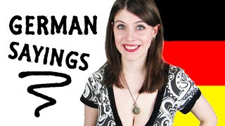 20! Funny GERMAN SAYINGS
