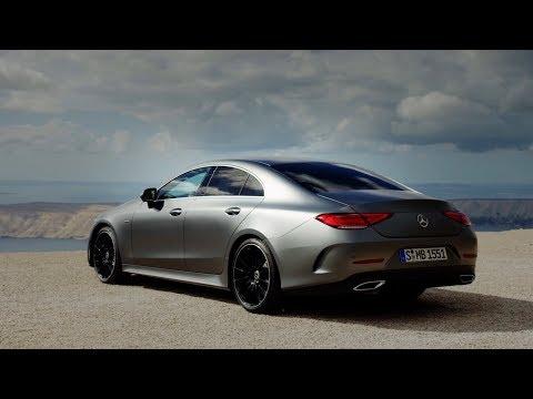 Mercedes_benz Cls Class Coupe Седан класса E - тест-драйв 2