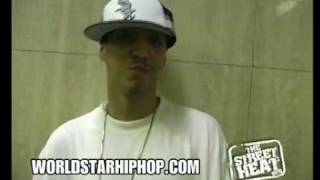 French Montana Acapella Freestyle [2005-2006 Footage][Young Montana]