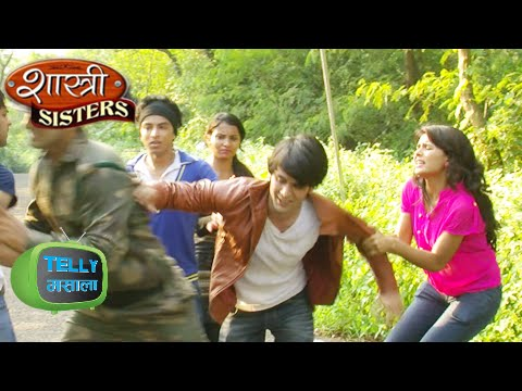 Neil Fights For Devyani In Shastri Sisters | Episode Update | Colors Show
