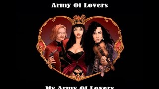 Army Of Lovers - My Army Of Lovers (Dim Zach Εdit) (Video Mix Dimitris Dimitriou musica e.)
