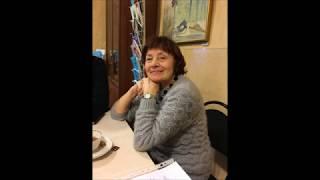 Прощание с Лидией Александровой