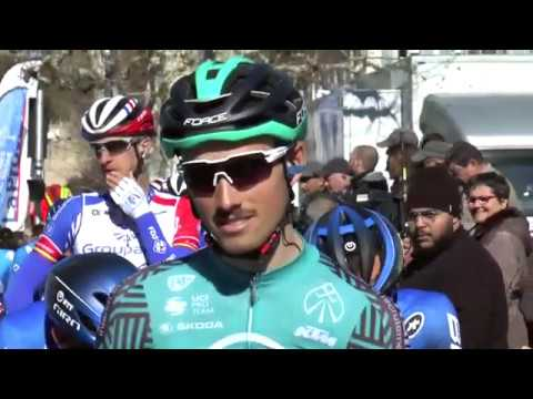 Départ 2e étape Tour de La Provence 2020