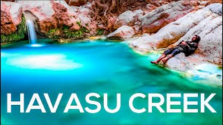 Paradise on earth | Supai, Arizona | Grand Canyon | Exploring Havasu Creek