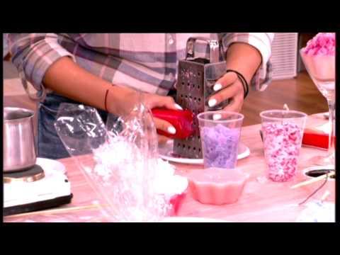 Μες στην καλή χαρά-Χειροποίητα κεριά-cupcakes από την Αγλαΐα Χρουσαλά