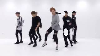 Proof that BTS Blood Sweat & Tears Same Choreography