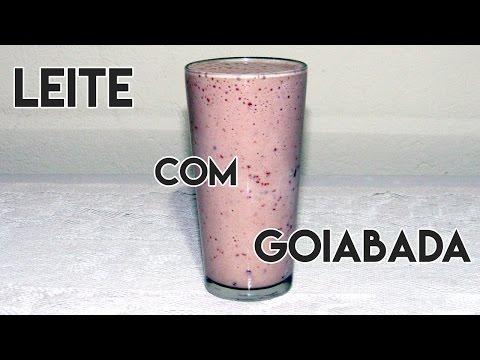 LEITE COM GOIABADA CREMOSO - HOMEM NA COZINHA