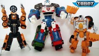 ТОБОТЫ и ТРАНСФОРМЕРЫ. Мультики про роботов трансформеров. Тобот Дельтатрон.