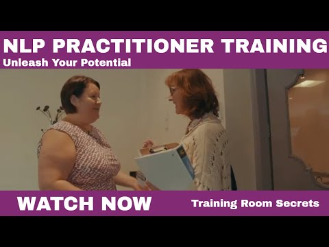 NLP Practitioner Training : A Day in the life of an NLP Training Course