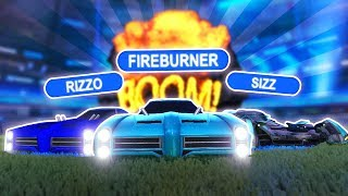 RECRUITING FIREBURNER FOR RANKED 3'S