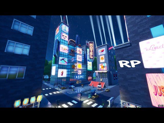 Map RP New York city 1.1