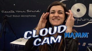 "Cloud Cam! Cloudlifter Zi ""Sounds like my amp!"""