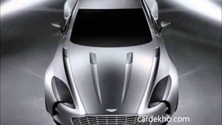 Aston Martin One 77 Interiors And Exteriors