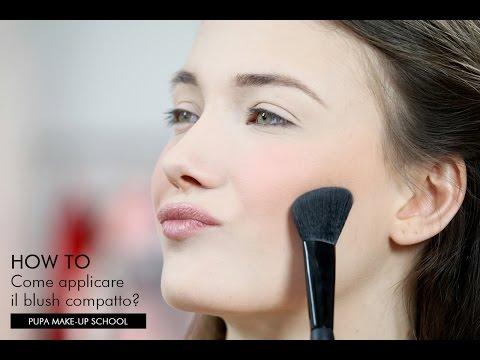 Come applicare il blush compatto? LIKE A DOLL | La gamma Fard di PUPA Milano