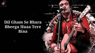 Haaye Dil Lyrics - Jubin Nautiyal - YouTube