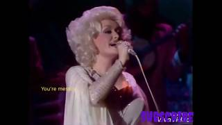 Dolly Parton - Here you come again lyrics