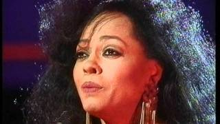 Diana Ross Force Behind The Power ( Live on the Michael Aspel show )