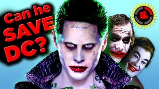 Film Theory: Can the Joker Save DC Films? (Suicide Squad Pt. 2)