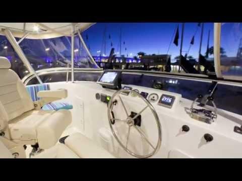 Maine Cat Power Catamaran Flybridgevideo